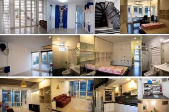 Cho thuê nhà nguyên căn, 3 lầu, 3PN kiến trúc đẹp, phong thủy sinh khí, ngay Lotte Mart Q7