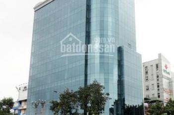 Tòa building căn góc DT: 150m2 x 7 tầng và 01 hầm thang máy, giá 150tr/tháng