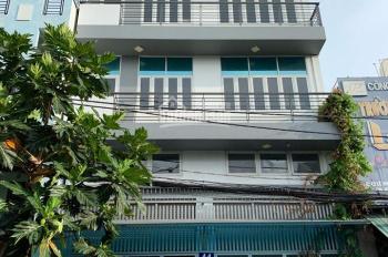 Cho thuê nhà 1 hầm 3 lầu MT Trần Văn Kiểu, P11, Quận 6