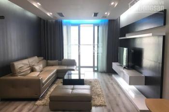 Chính chủ cho thuê căn hộ 130m2 tòa C2 chung cư Mandarin Garden: Tầng 20, 2PN - 2WC, đầy đủ đồ đẹp