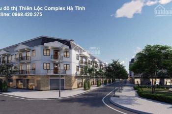 Đất nền khu đô thị Thiên Lộc Complex, Can Lộc, Hà Tĩnh - Hotline: 0968.420.275