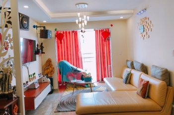Cho thuê căn hộ chung cư Happy City - 100 m2 (3 phòng ngủ) - Full nội thất - 0909 11 86 22