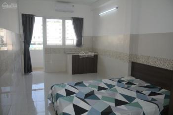 Cho thuê căn hộ dịch vụ mới xây, có ban công ở Nguyễn Xí, chỉ từ 4.2tr/ tháng