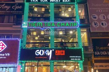 Cho thuê CH MP Nguyễn Chí Thanh 30m2x4 tầng, mặt tiền 7,5m, giá 55tr/th, riêng biệt. 0342567890