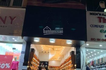 Cho thuê nhà mặt phố Thái Hà kinh doanh tốt. DT: 70m2 x 2 tầng, MT: 5m