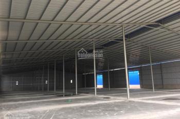 Cho thuê kho - nhà xưởng tại thị trấn Đông Anh - Hà Nội