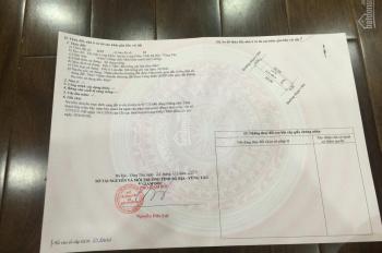 Gia đình cần tiền bán gấp lô đất cổng chào Long Hải thích hợp xây nhà, kinh doanh: 0903.295.976