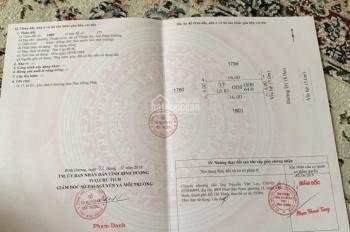 Cần bán lô mặt tiền đường chính Lộc Phát Residence, B1.07, đã nhận sổ