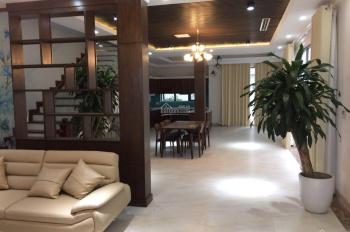 Cho thuê biệt thự Vinhomes Riverside The Harmony 5PN, 213m2, full đồ, giá rẻ 40tr/th. LH 0904481319