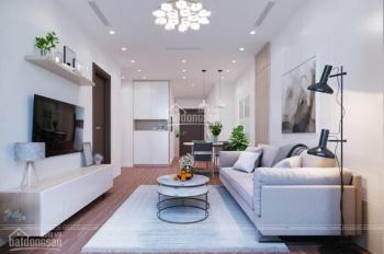 Cho thuê Vinhomes Sky Lake, tầng cao, 2 phòng ngủ, đủ đồ 16 triệu/th, LH 0917327327