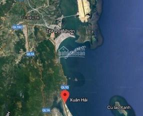 Đất mặt biển Xuân Hải đấu giá sổ đỏ chính chủ lh 0913541438