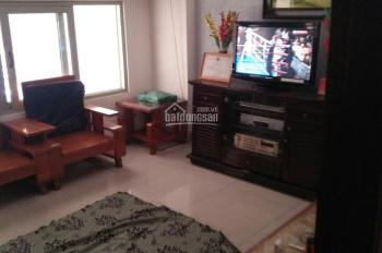 Cho thuê nhà nguyên căn hẻm 8m Đỗ Thừa Luông, DT 4 x 14m, trệt 2 lầu sân thượng, 4 phòng ngủ