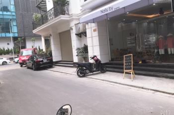 Cho thuê tầng 2 liền kề Nguyễn Tuân, DT 80m2, mặt tiền 7m làm văn phòng, ô tô đỗ cửa