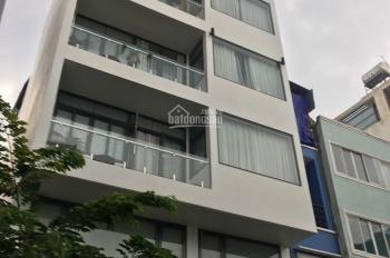 Cho thuê gấp nhà 7 tấm rộng 5x40m, mặt tiền đường Bình Giã, P. 13, Q. Tân Bình