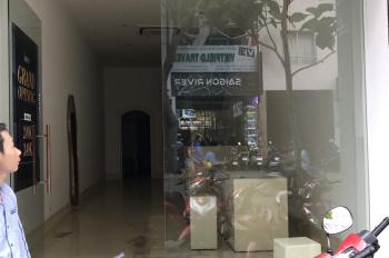 Cho thuê nhà góc 2 mặt tiền tại đường Mạc Thị Bưởi, P. Bến Nghé, quận 1. Giá 185 triệu/th (TL)
