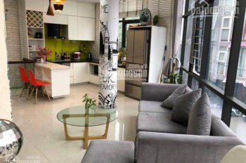 Cho thuê nhà ở 3PN riêng biệt MP Xã Đàn, DT 40m2 x 6T, có thang máy, đủ đồ, giá 17 triệu/th