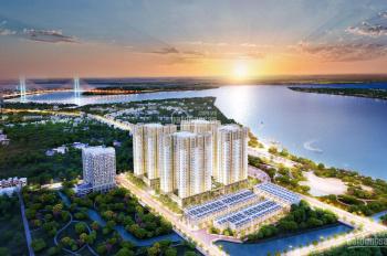 Chính chủ cần bán gấp căn hộ Q7 Saigon Riverside 2PN, 2WC, 1.85 tỷ, giá rẻ nhất dự án. LH Ms Trâm