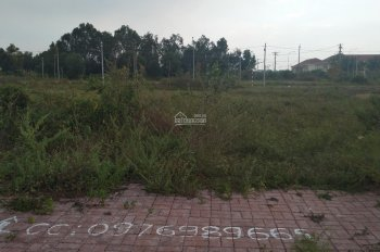 Cần bán đất nền biệt thự TP Bà Rịa 250m2 giá 2,580 tỷ