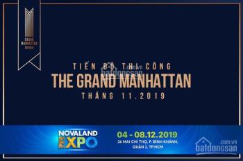 The Grand Manhattan, căn hộ cao cấp quận 1, giá chỉ từ 150tr/m2. Liên hệ 0903165914