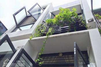 Bán nhà mặt tiền vip Phạm Ngọc Thạch, Q3, 20x25m, giá 230 tỷ