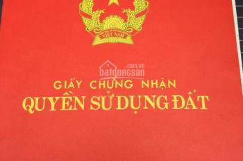 Bán đất thôn Văn, Thanh Liệt, Thanh Trì, Hà Nội, 32.7m2, ngõ rộng 2m, sổ đỏ chính chủ