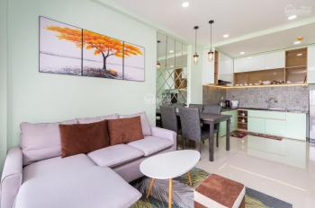 Cho thuê Masteri An Phú, 2 phòng ngủ, căn góc, view đẹp, nhà mới 100%, giá 12 triệu, LH: 0909259869
