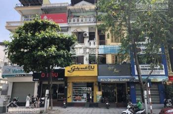 Tôi cần bán nhà phố Nguyễn Chánh DT 51m2 x 7 tầng, MT 5.5m, thang máy, giá 14.6 tỷ. LH 0832.108.756