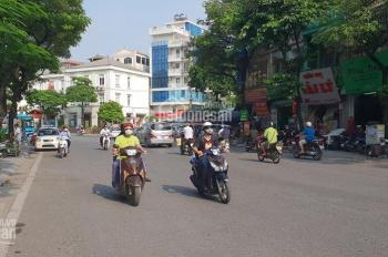 Bán nhà mặt phố Lê Thanh Nghị - vỉa hè rộng kinh doanh sầm uất 68m2, 6 tầng