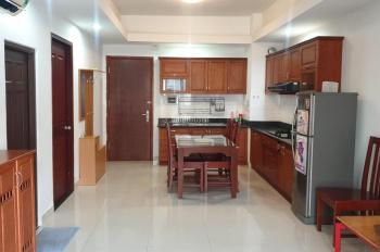 Cho thuê căn hộ Res 3 gần bệnh viện Pháp Việt, 2 phòng ngủ full nội thất, giá 10tr 0906378510
