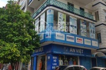 Cho thuê nhà mặt phố Nguyễn Xiển, Thanh Xuân, 80m2x4T, lô góc 2 mặt tiền làm cửa hàng. Giá 35tr/th