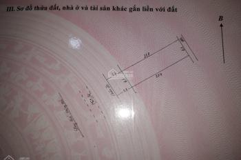 Chính chủ bán 126m2 đất tại thôn Vĩnh Bảo, xã Vĩnh Khúc, huyện Văn Giang, MT 6.1m, 12.5tr/m2