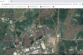 Bán 1700m2 đất Kim Chung - Đông Anh, giá 16 triệu/m2, có thể phân lô bán
