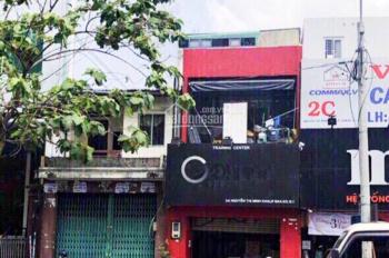 Cần bán 2 căn nhà mặt tiền Nguyễn Thị Minh Khai, Quận 1, DT 184,3m2, giá 90 tỷ TL