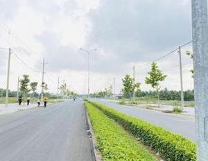 Nhận ngay 3 - 5 chỉ vàng khi mua đất phường 5, TTTP Vĩnh Long, MT 30m, giá chỉ 1tỷ38