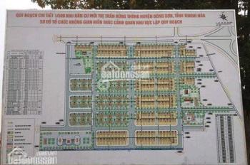 Cần bán 2 lô biệt thự ngoại giao duy nhất tại Đông Sơn Thanh Hóa, LH 0903.898.326