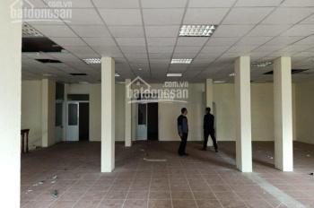 Cho thuê MBKD 230m2, mặt tiền 30m mặt phố Nguyễn Phong Sắc - Cầu Giấy. LH: 0987 560 669