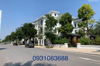 Cần bán biệt thự song lập Tây Nam - Vinhomes Green Bay, giá tốt nhất thị trường 093 1063688