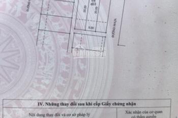Cần tiền bán gấp lô đất Nam Long, Xã Long Phước, TP. Bà Rịa - Vũng Tàu