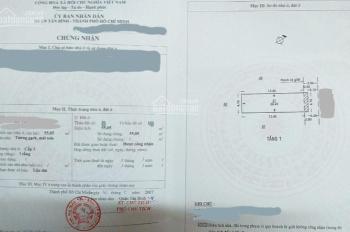 CHÍNH CHỦ BÁN NHÀ HẺM 304 TRƯỜNG CHINH, P13, TÂN BÌNH, 55M2