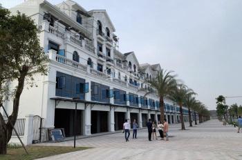 BQL tổng hợp danh sách căn biệt thự và shop chân đế cho thuê tại siêu dự án Vinhomes Ocean Park