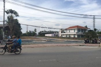 Bán lô đất trục chính 30m, Đảo Kim cương, Long Thuận, 4,9 tỷ/112m2, mặt tiền tiện kinh doanh