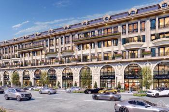 Shophouse phố đi bộ phong cách Italy khu đô thị Vạn Phúc TT 25%, sau 2 năm mới TT 7x20m, 5lầu, 23tỷ