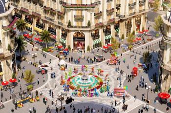 Shophouse liền kề DT sàn 800m2 lớn nhất tất cả dự án nhà liền kề tại HCM thanh toán 25% trong 2 năm