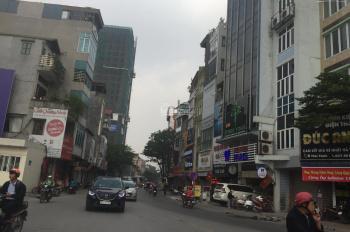 Bán nhà MP Thái Thịnh, lô góc, kinh doanh sầm uất, 60m2x4T, MT 4,5m, LH em Vũ 093 1568 166