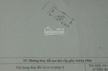 Bán đất khu tái định cư thôn Đỗ Xã, xã Yên Thường, GL, Hà Nội, 40m2, gần trường, gần chợ 1.13 tỷ