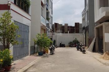 Nhà Tô Hiệu, Tân Thới Hòa, Tân Phú, DT 4x13m, KC 1 trệt 3 lầu. Giá 6,6 tỷ TL
