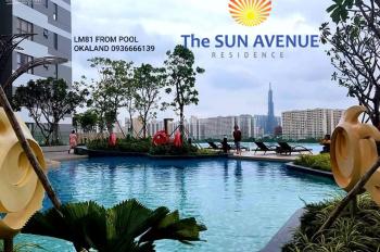Cập nhật mới nhất giỏ hàng ngay chủ cận tết bán gấp The Sun Avenue CĐT Novaland, đại lộ Mai Chí Thọ