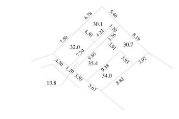 Chính chủ bán 30.7m2 đất Tu Hoàng chi tiết LH 0967203836