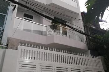 Bán nhà hẻm 8m 163 Thành Thái, Q10, DT: 6x16m, 2 lầu. Giá chỉ 16.9 tỷ