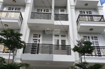 Nhà phố mới 3 lầu ngay trung tâm phường Hiệp Bình Chánh, đường ô tô, cạnh siêu thị Coop Mart
